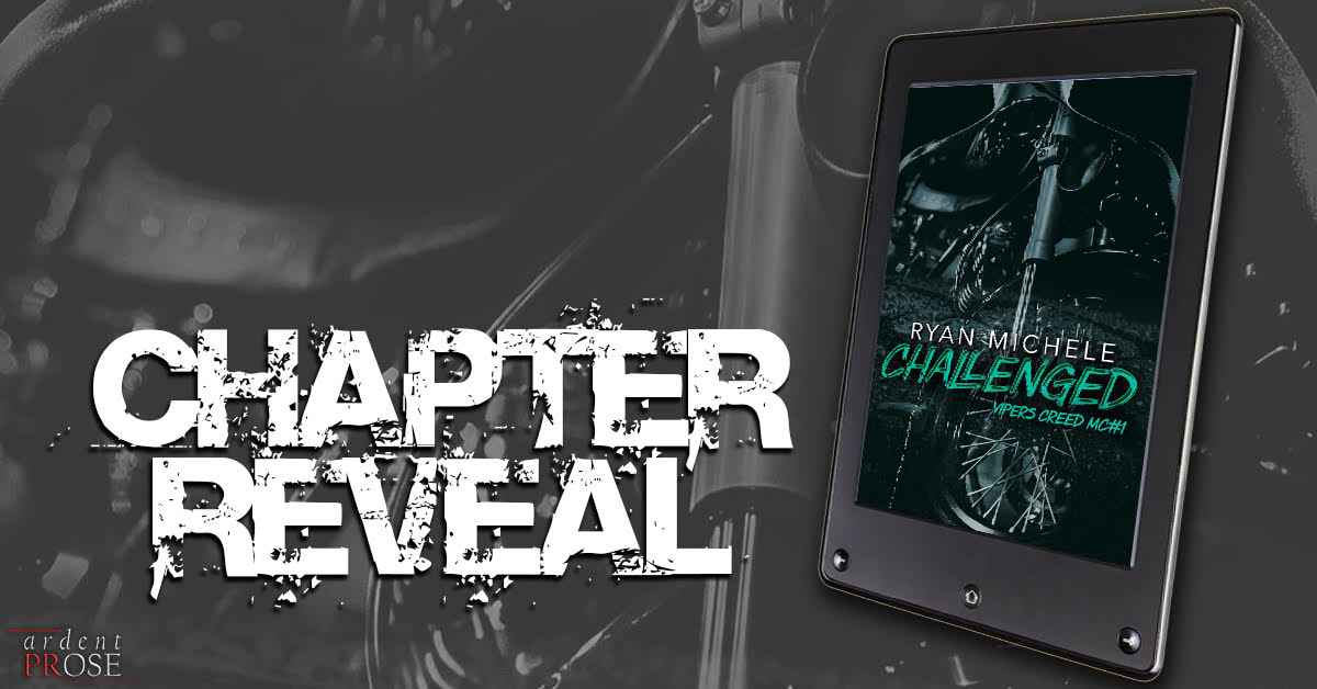 Chapter Reveal for Challenged by Ryan Michele