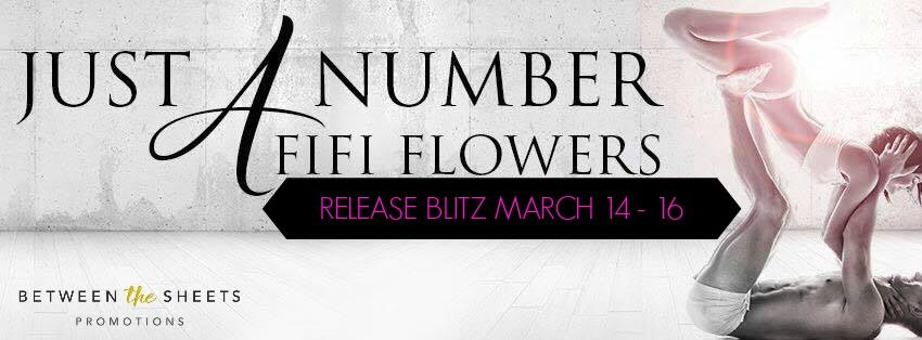 JUST A NUMBER by Fifi Flowers ♥ Release Blitz