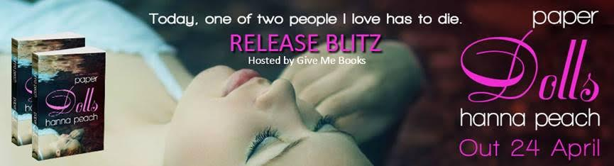 Release Blitz for Paper Dolls by Hanna Peach