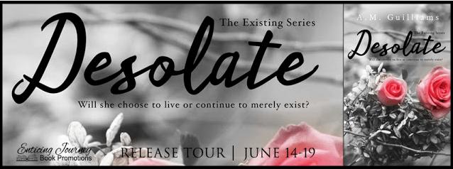 Release Tour: Desolate by A.M. Guilliams