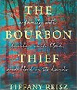 Princess Elizabeth Reviews: The Bourbon Thief by Tiffany Reisz
