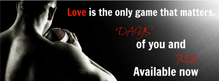 Hot New Release~DAYS OF YOU AND ME by Tawdra Kandle