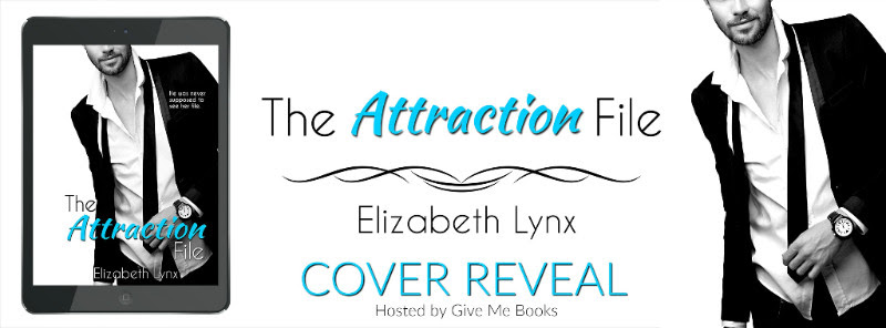 COVER REVEAL Aug 31 - The Attraction File by Elizabeth Lynx