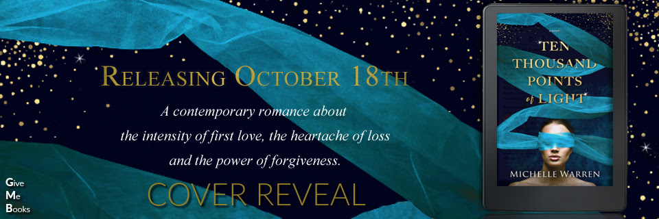COVER REVEAL -Sept 7- Ten Thousand Points of Light by Michelle Warren