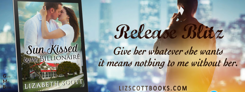 Hot New Release - Sept 4 - Sun Kissed by the Billionaire by Lizabeth Scott