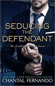 Hot New Releases! ~Nov 14~Seducing the Defendant by Chantal Fernando