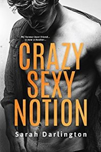 Hot New Releases! ~Jan 8~Crazy Sexy Notion by Sarah Darlington
