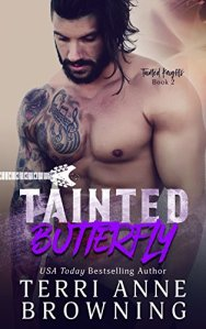 Hot New Releases! ~Oct 24~Tainted Butterfly by Terri Anne Browning