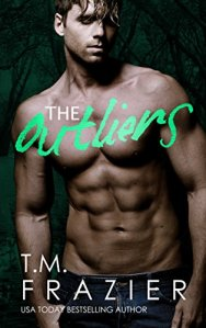 Hot New Releases! ~Nov 1~The Outliers by T.M. Frazier
