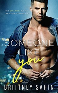 Oct 12~ SOMEONE LIKE YOU by Brittney Sahin