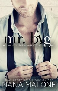 Hot New Releases! ~Oct 24~Mr. Big by Nana Malone