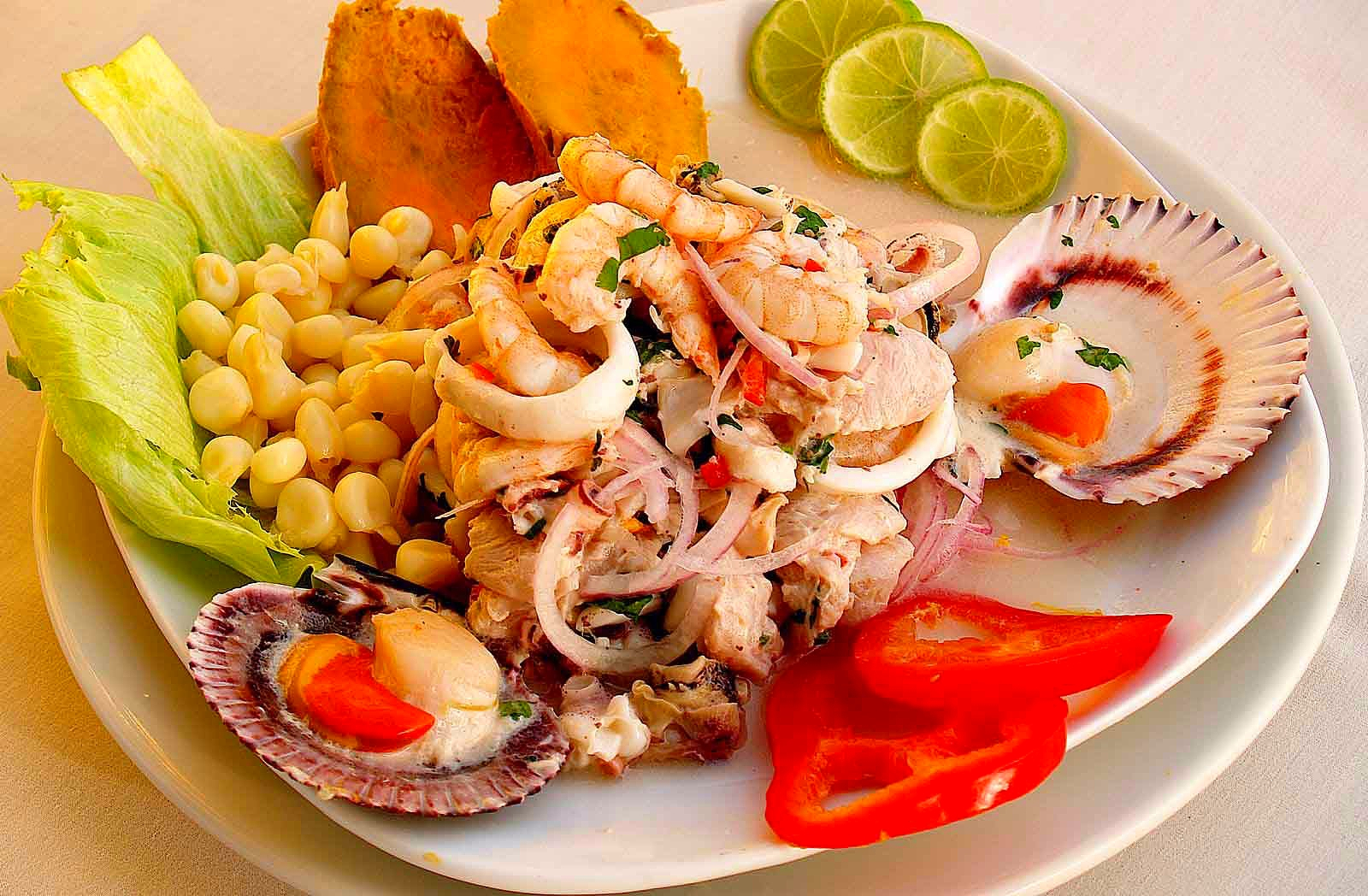 Ceviche Has Delighted Peruvians For Nearly Two Thousand Years