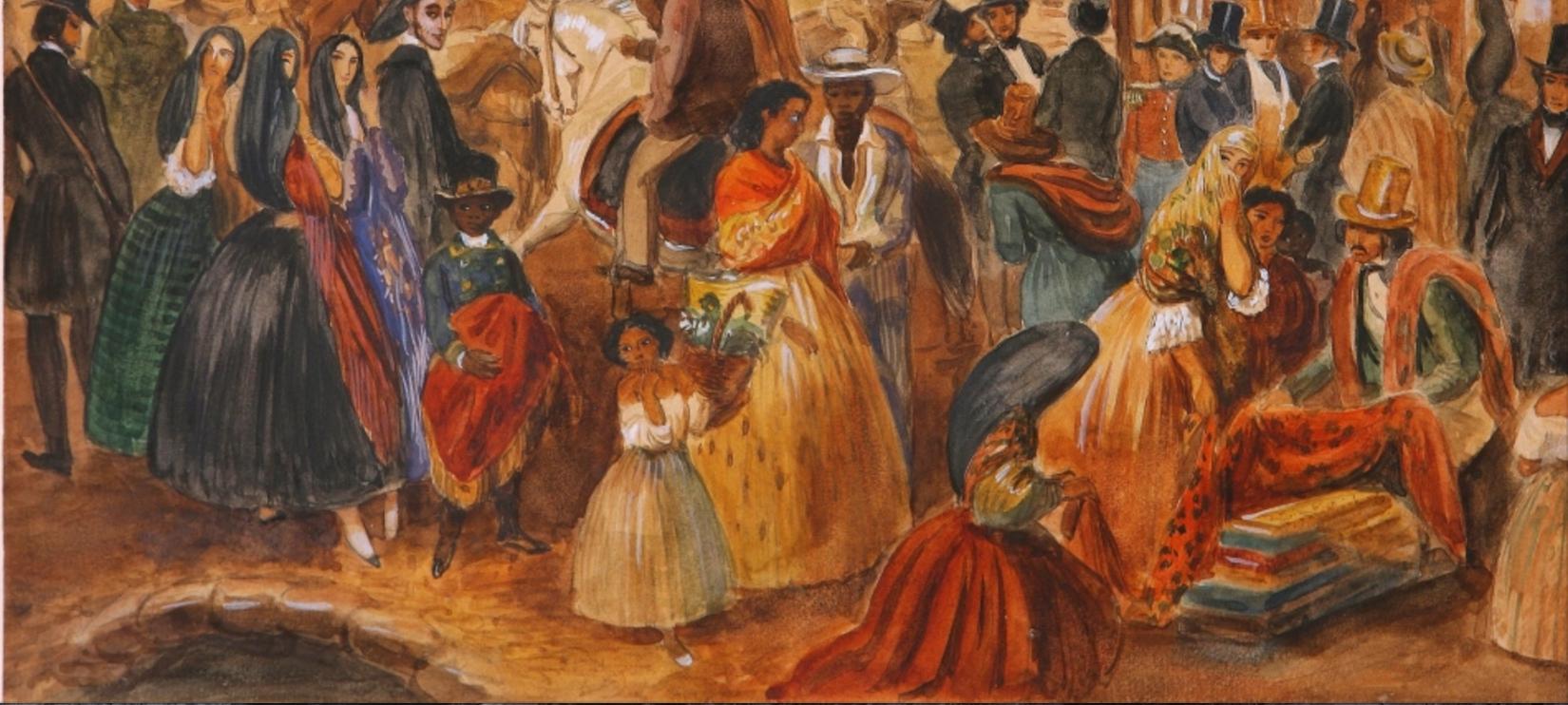 Recordando A Las Lloronas de La Lima Colonial