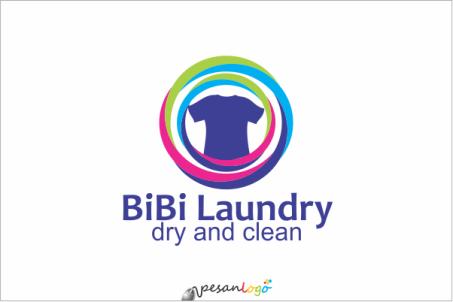 Bibi Laundry logo