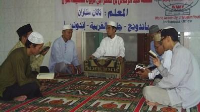 Program Beasiswa Tahfizh (Masjid Al-Muamalah Tahun 2007)