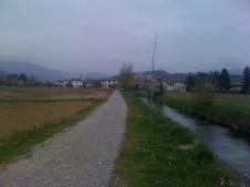 Roggia di Udine, Zompitta di Reana - Aprile 2014