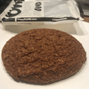 Cinnamon KNOW Better Keto Cookie