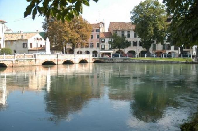 Treviso città d'Arte e da Street Fishing