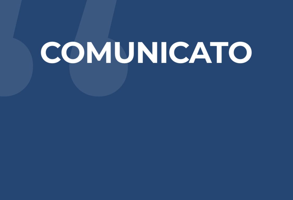 COMUNICATO VERSAMENTI PESCA ANNO 2021
