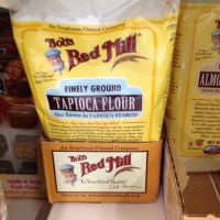 Tapioca Flour: Gluten-free (Breaking the great Food Code)