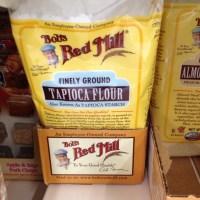 Tapioca Flour: Gluten-free (Breaking the great Food Code)