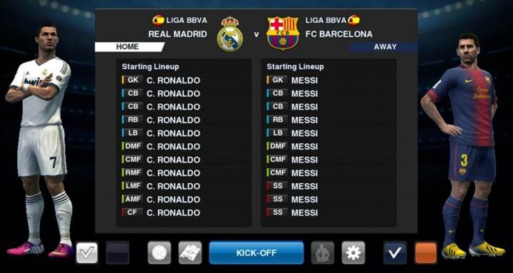 11 Ronaldos vs 11 Messis - PES Mastery - Pro Evolution ...