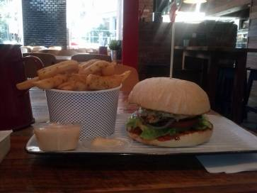 Grill'd Brisbane - I miss that so much!!