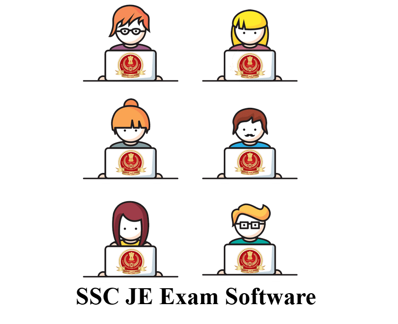 ssc je online exam software