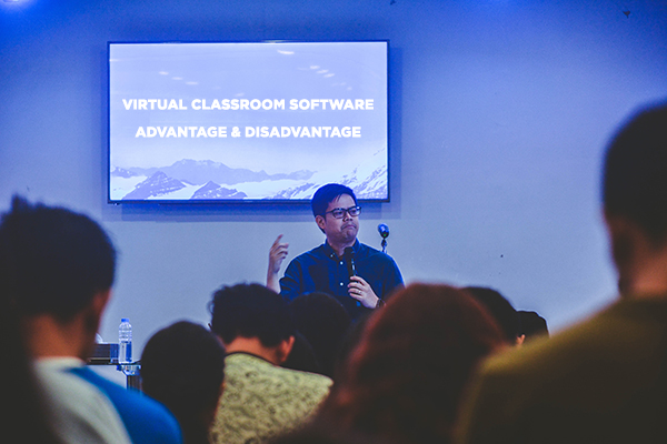 virtual classroom software advantage and disadvantage