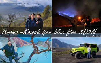 paket wisata bromo kawah ijen blue fire 3 hari 2 malam