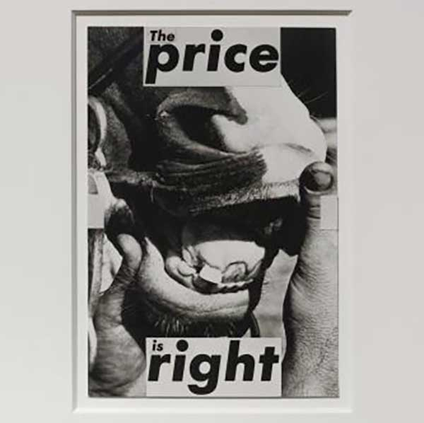 barbara_kruger_the_price_is_right_1987