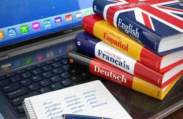 língua estrangeira mestrado em direito