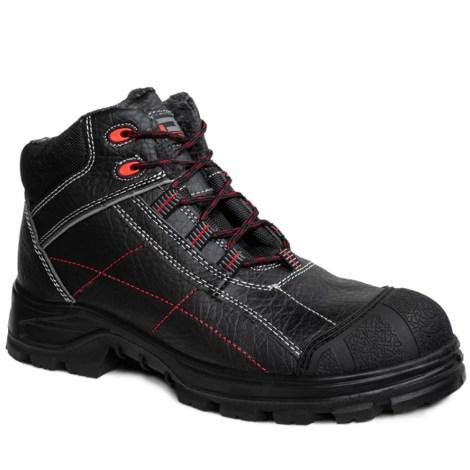 Leather safety shoes Pesso Arctic S3 Composite nose Kevlar pessosafety.eu