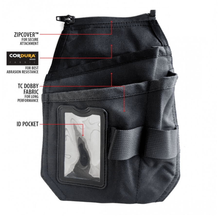 Hanging Pocket for Tools Pesso POCKET2R, right side pessosafety.eu