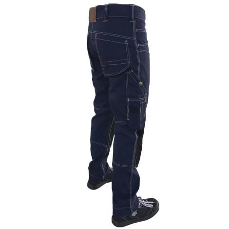 Worwear trousers Pesso KDCM, navy pessosafety.eu