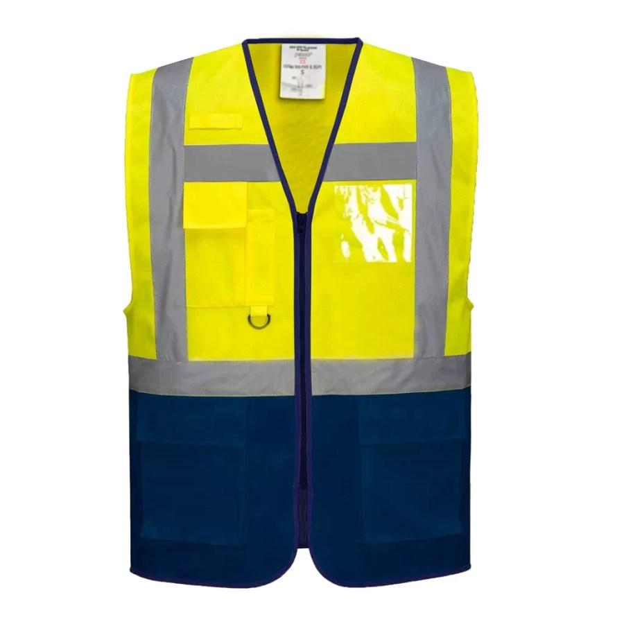 High Visibility band vest Pesso Nordic LSGMP Pesso workwear pessosafety.eu