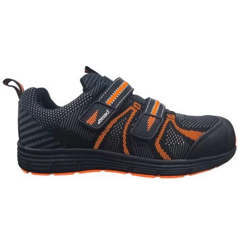 Safety shoes Pesso Babilon S1P Composite nose Kevlar pessosafety.eu