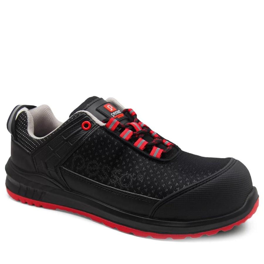 Safety shoes Pesso Galaxy S1P Src pessosafety.eu