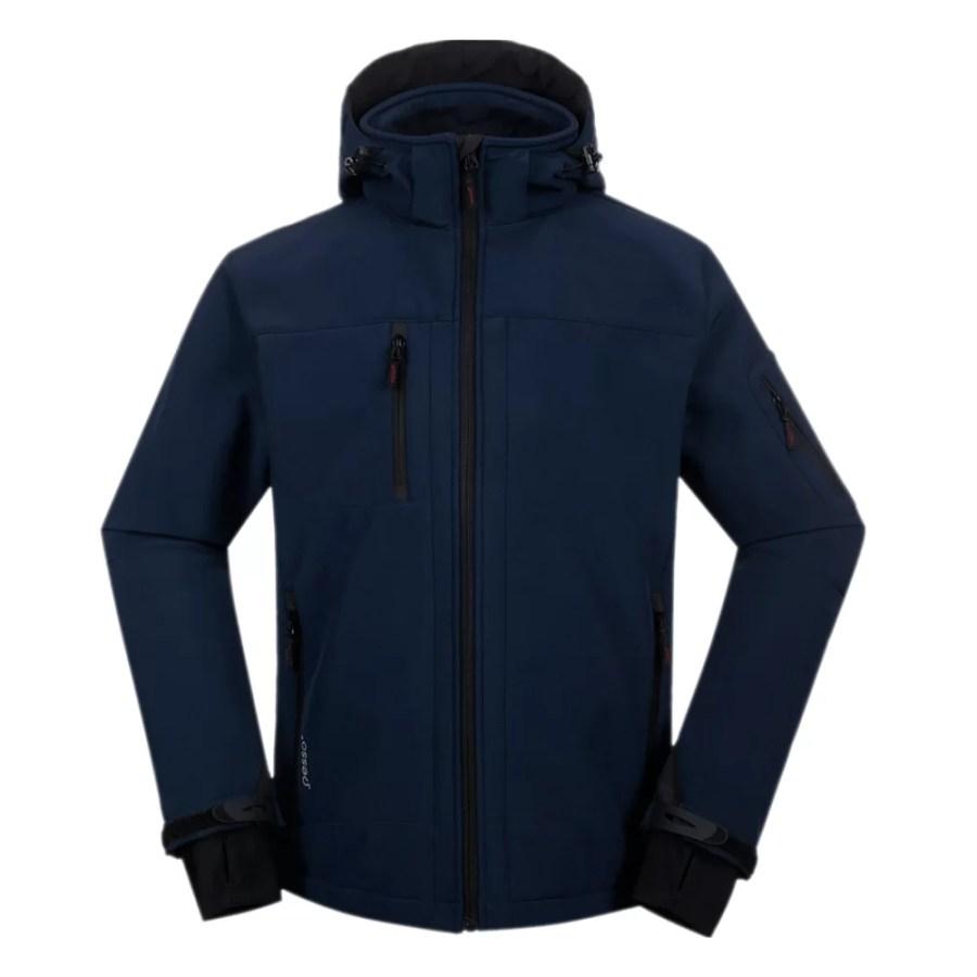 Softshell Jacket Pesso Acropolis, navy pessosafety.eu