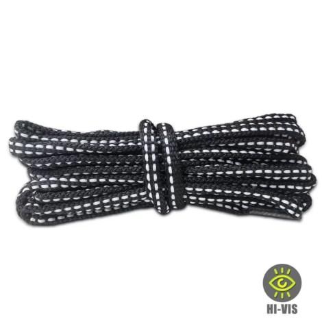 Shoe laces Pesso HI-VIS 110 cm pessosafety.eu