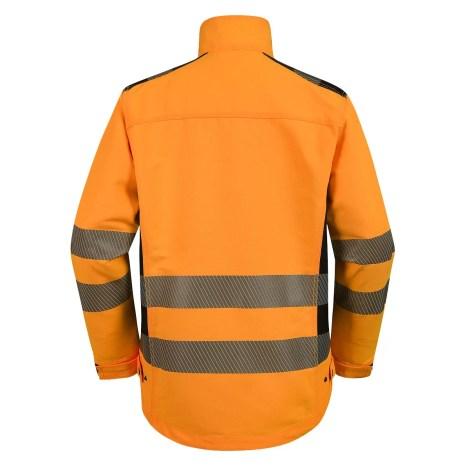 Workwear jacket Pesso Uranus 135, orange pessosafety.eu
