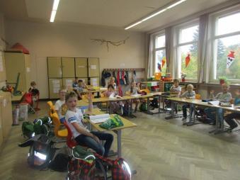 Noch ein Klassenraum