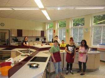 Die Schulküche