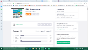 E&L pet insurance reviews