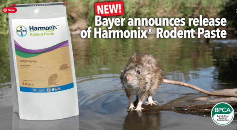 Harmonix Rodent Paste