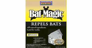Bat Magic Repels Bats