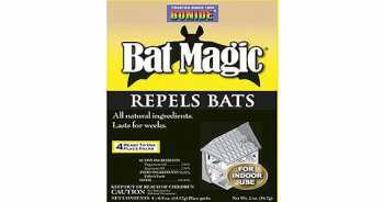 Bat Magic Repels Bats