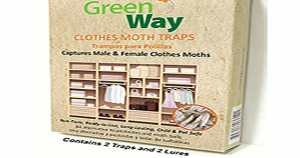Capture Clothes Moths