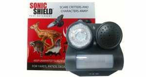Sonic Shield Pest Deterrent