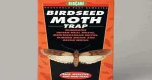 Bird Seed Moth Traps